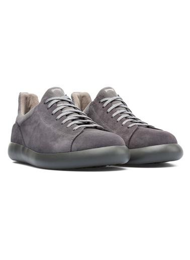 Camper Bağcıklı Ayakkabı Füme